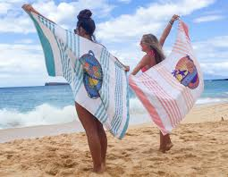 beach towels on the beach. Why Del Sol Beach Towels Are More Fun In The Sun On W