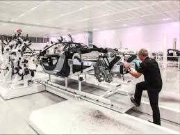 See Inside Mclaren S Incredible Supercar Factory Youtube