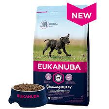 Eukanuba Large Breed Puppy Feeding Chart Large Breed Dry Puppy Food Chicken Eukanuba