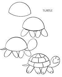 Small Picture How to draw a turtle site includes pets dogs cats birds