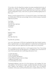 Cover Letter Examples For Part Time Jobs Sample Cover Letter Part