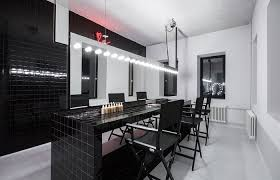 Basement Designs New Flowy Makeup Studio Interior Design R About Remodel Fabulous Small