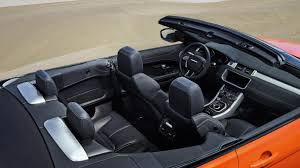 2018 land rover convertible. unique 2018 compact suv  the sophisticated interior of evoque convertible intended 2018 land rover convertible