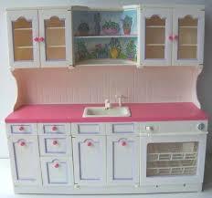 Exquisite Barbie Kitchen EBay Furniture