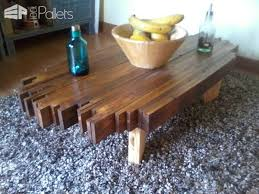 How To Make A Pallet Coffee Table 2527Pallet Coffee Table