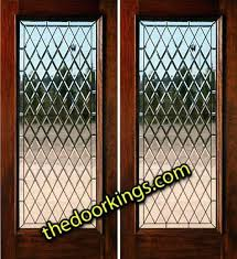 nice double french doors exterior on details about mahogany exterior within beveled glass doors design beveled