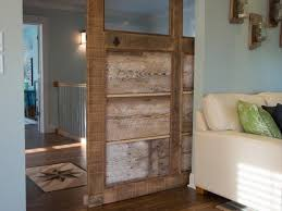 diy bc13 media room 23 reclaimed wood sliding door h