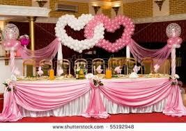 valentine banquet table decorations