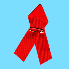Red Ribbon Design The Red Ribbon Project Visual Aids