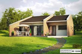 Bedroom House Plans  Designs For Africa Maramanicom - Two bedroomed house plans