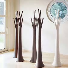 Modern Hall Tree Coat Rack The Modern Hall Tree Coat Rack Designer Uk Contemporary Steel Wood 54