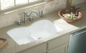 kitchen white undermount sinks fresno double basin quartz bowl  uotsh