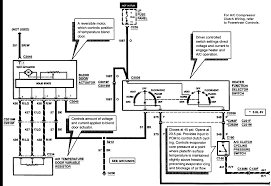 wiring diagram taurus car club of america ford taurus forum climat control gif