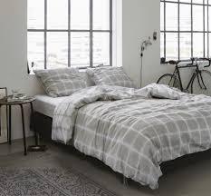 king size comforter sets australia   Graysonline & Printed Quilt Cover Set Beige/White Check - KING Adamdwight.com