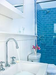 White Blue Bathroom 30 Pictures :