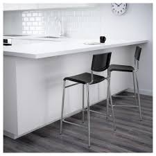 Photo 10 of 14 STIG Bar Stool With Backrest - 29 1/8 \ (amazing Bar Stools  For