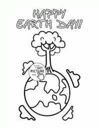 Small Picture Save the Earth Day Kids Coloring Pages Free Colouring Pictures to