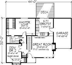 House Plan J1433  Split Floor PlanView House Plans