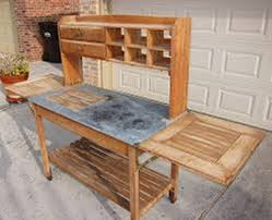 outdoor potting tables potting bench