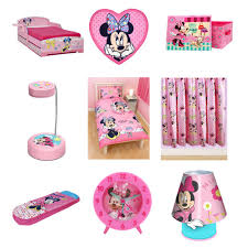 Pink Minnie Mouse Bedroom Decor Minnie Mouse Toddler Bedding Set Minnie Mouse Pretty Junior