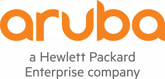 Aruba a <b>Hewlett Packard Enterprise</b>