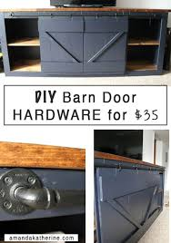 barn door cabinet hardware lovely diy barn door hardware