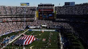Chargers Stadium Seating Chart Qualcomm Stadium Seating Chart Pictures Directions And