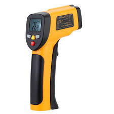 <b>Non</b>-<b>Contact</b> Ir <b>Digital</b> Infrared <b>Thermometer Temperature</b> Tester ...