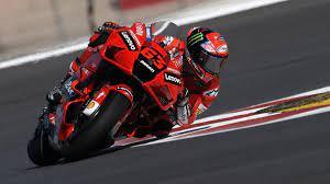 MotoGP, qualifiche GP Portogallo 2021: Bagnaia che beffa, Quartararo in  pole. Marquez 6°, Rossi 17° - Eurosport
