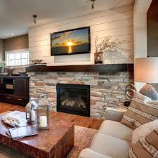 how to redo a stone fireplace what is cladding ideas for your home refinish stone fireplace