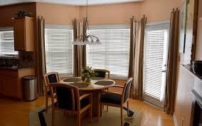 Kitchen Bay Window Treatment Bay Window Treatments Irepairhomecomirepairhomecom
