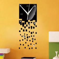 Small Picture Discount Art Decor Acrylic Clocks 2017 Art Decor Acrylic Clocks