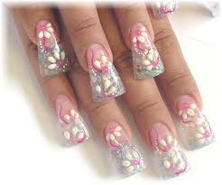 3d Nail Art - Popular Nail Art
