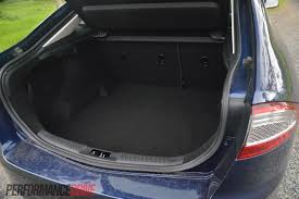 2013 Ford Mondeo Zetec EcoBoost boot space |