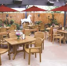 Restaurant Patio Furniture Wholesale At Commercial Restaurant