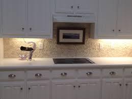 Kitchen With Stone Backsplash Natural Kitchen Decor With Captivating Stone Backsplash Design