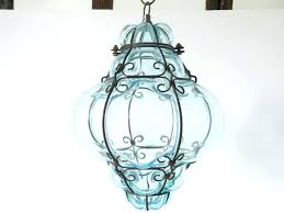 murano glass pendant lamp shade hanging lamps vintage lights with regard to your property lighting delectable