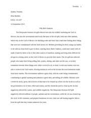 english rebuttal essay first draft ownbey sydney ownbey most popular documents for english