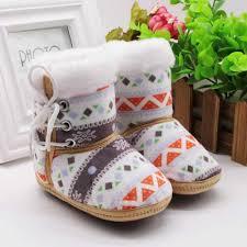 2018 Kacakid Fashion Cute Baby Boy Plush Slip on <b>Snow</b> Boots ...
