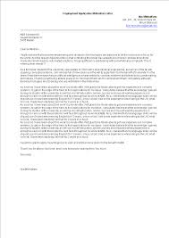 Free Employment Application Motivation Letter Templates At