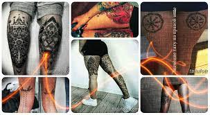 значение тату на правой ноге смысл история фото рисунков эскизы