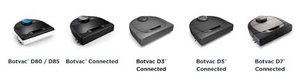 Botvac Comparison Chart Neato Vacuum Series D80 D85 D3 D5 D7 Connected Review