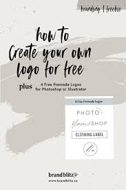 Free Premade Logo Designs How To Create Your Own Logo For Free Free Premade Logos