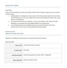 Downloadable Business Plan Template Free Business Plans Templates Downloads Business Plan Template 97