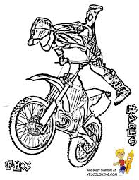 Headquarters to all stupendous dirtbike coloring. Dirt Bike Coloring Pages For Kids Coloring Home