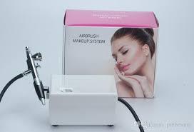 new boxy airbrush makeup system water oxygen spraying skin care beauty machine