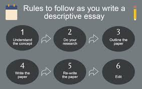 excellent descriptive essays that win top marks in stages