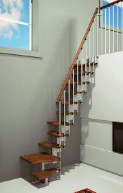 Stunning Space Saving Staircase Design : Wonderful Furniture And  Accessories Cool Interior Space Saving Ideas With
