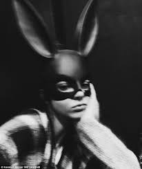 batman bunny kendall shared a snapshot on instagram on tuesday while wearing a