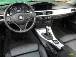 Black Interior 2009 BMW 3 Series 335i Coupe Photo #45000262 ...